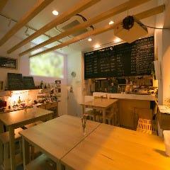 代官山 comecafe Osamu bar