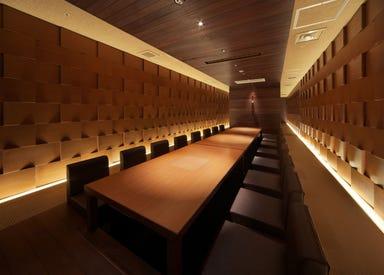 日本料理 赤石  店内の画像