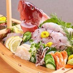海鮮料理 一
