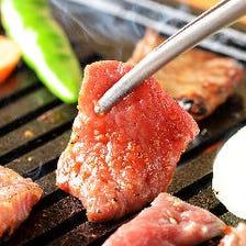美味しさに感動!ジューシーな新鮮肉