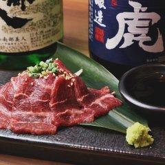 和牛肉刺しと網焼き ichijiku(イチジク)日吉