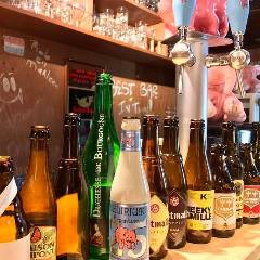 ベルギービール 三条 まどべ
