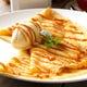 塩バター風味のキャラメル  バニラアイス添え 660円(税抜)
