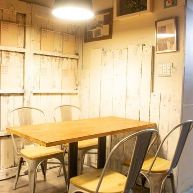 cafe&dining carpe diem  店内の画像