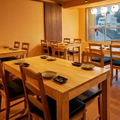 地魚と炭火焼 魚翔 北久里浜  店内の画像