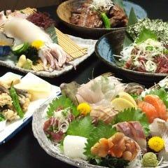 寿司居酒屋 七福 大口店