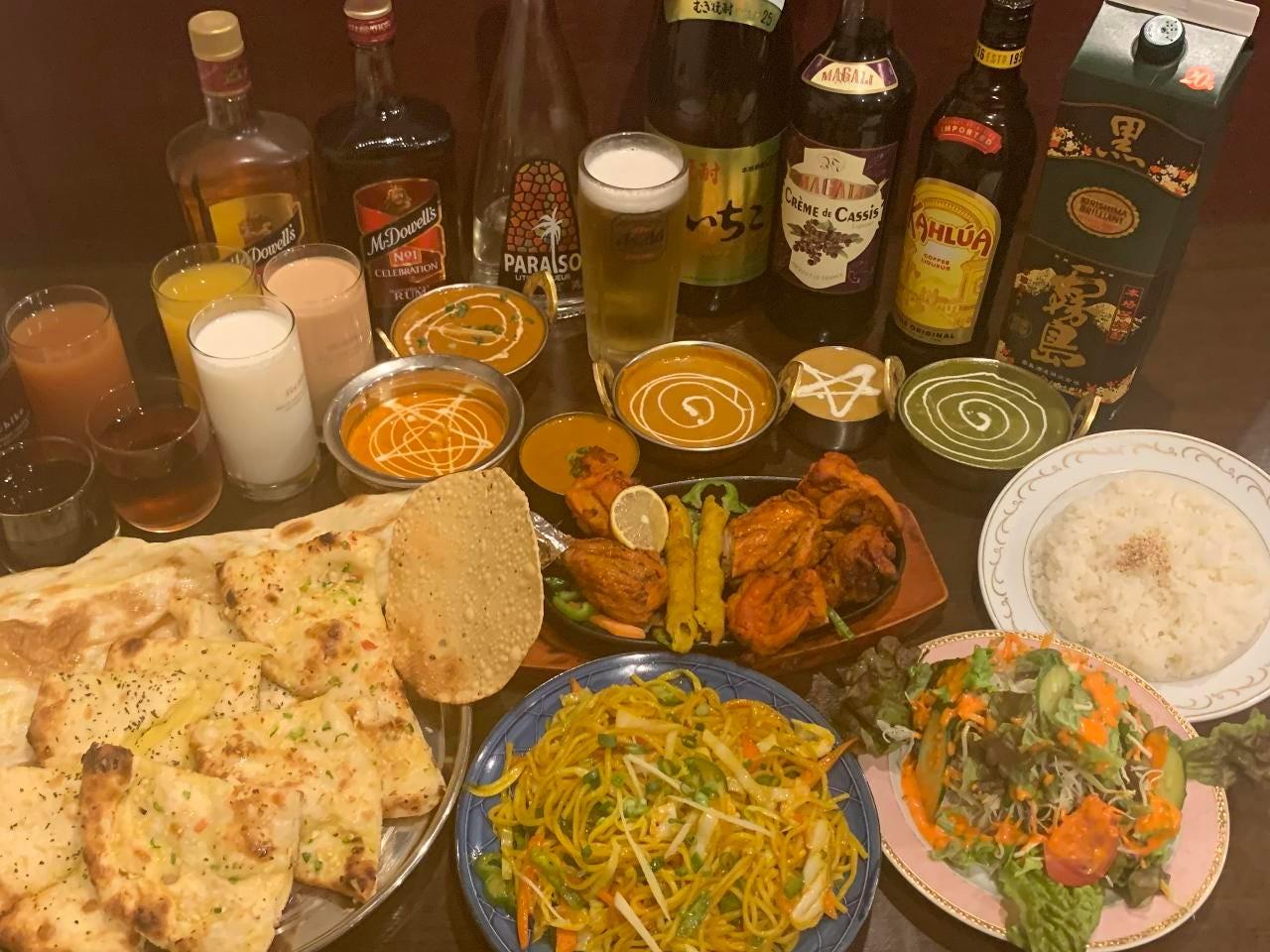 インド・ネパール料理 ニューアンナプルナ