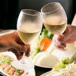 女性限定★水炊きコース お得に美味しく楽しめます
