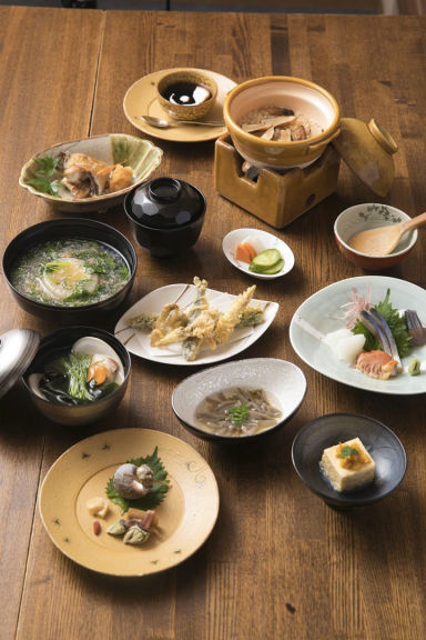 旬菜 青山  コースの画像