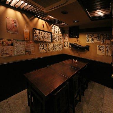 更科前田屋  店内の画像