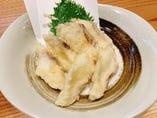 真鯛の天ぷら