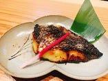 炉端屋の魚の西京焼