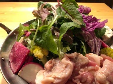 オーガニック野菜と肉とまり木432゛  メニューの画像