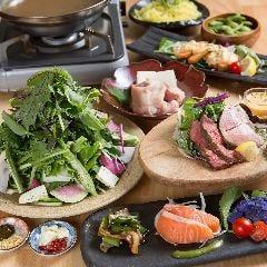 オーガニック野菜と肉とまり木432゛