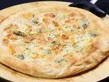 4種のチーズ クアトロフォルマッジ