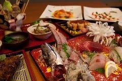 旬菜・旬魚介 魚藩