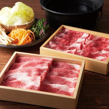 しゃぶしゃぶ 温野菜 飯田橋店 コースの画像