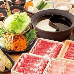 しゃぶしゃぶ 温野菜 飯田橋店