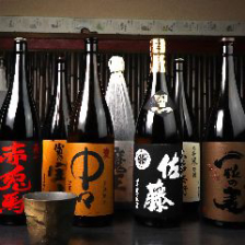 日本酒・焼酎が充実!