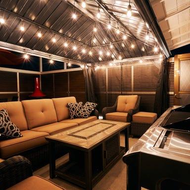 夜景屋上テラス&バーベキュー Roof top milieu  店内の画像