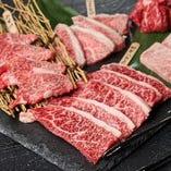 VIP席にご案内! お肉だけの贅沢BBQコース 10,000円
