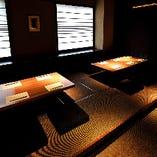 【お席のみのご予約】落ち着きある空間でのお食事をお楽しみください