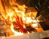 鰹の藁(わら)焼き】(要予約) 豪快に焼き上げる味わいなる一品
