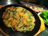 料理長自慢の韓国料理! 韓国料理も楽しめちゃう~