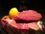 ミスジやらフィレ肉等… 美味しいお肉たちご用意しております。