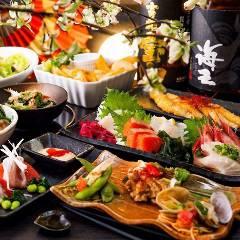 北海道 肉と鮮魚 しゃぶしゃぶ食べ放題 どさんこ屋 新橋駅前店