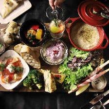 ☆オロビアンコ特製☆ Antipasto Misto 〜前菜12種の盛り合わせ〜