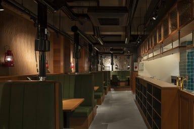 柳町 焼肉 カンテラ  店内の画像