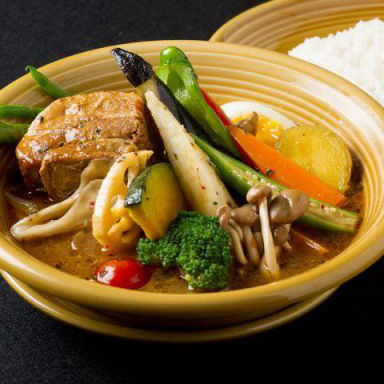 カレー&ごはんカフェouchi 札幌 スープカレー  メニューの画像