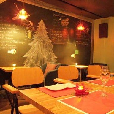 カレー&ごはんカフェouchi 札幌 スープカレー  店内の画像