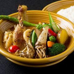 カレー&ごはんカフェouchi 札幌 スープカレー