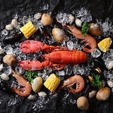 豊かな海と大地の恵み溢れる厳選食材