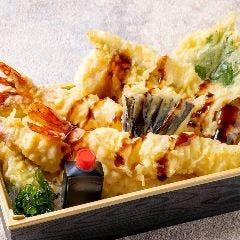 天ぷら重 タレ