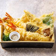 天ぷら重 塩