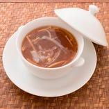 超濃厚ふかひれスープ