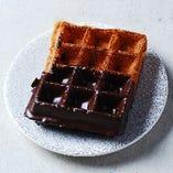 「フィナフル」チョコレート