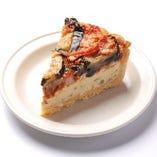 【テイクアウト】夏限定/夏野菜とモッツァレラチーズのキッシュ