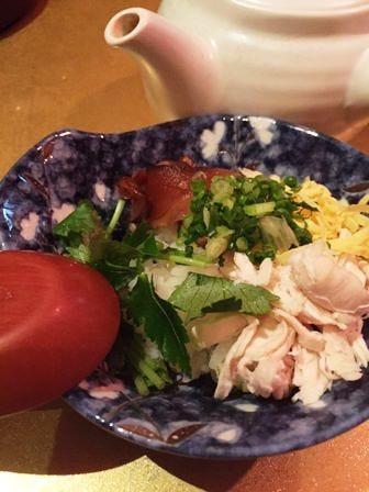 自家製清湯で仕上げる鶏飯