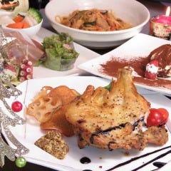イタリアンレストラン bistro Konatsu サンポート店