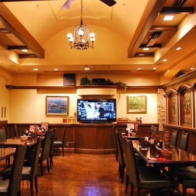 Dining Cafe ESPERIA(エスペリア)  店内の画像