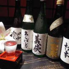 メニューにない売切の日本酒・ワイン