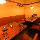 テーブル席 7~10名様