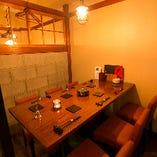 テーブル席 2~6名様