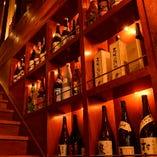 全国から仕入れたこだわりのお酒を豊富にご用意しております!