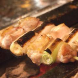 新鮮なこだわり食材を熟練の職人が備長炭で丁寧に焼き上げます。