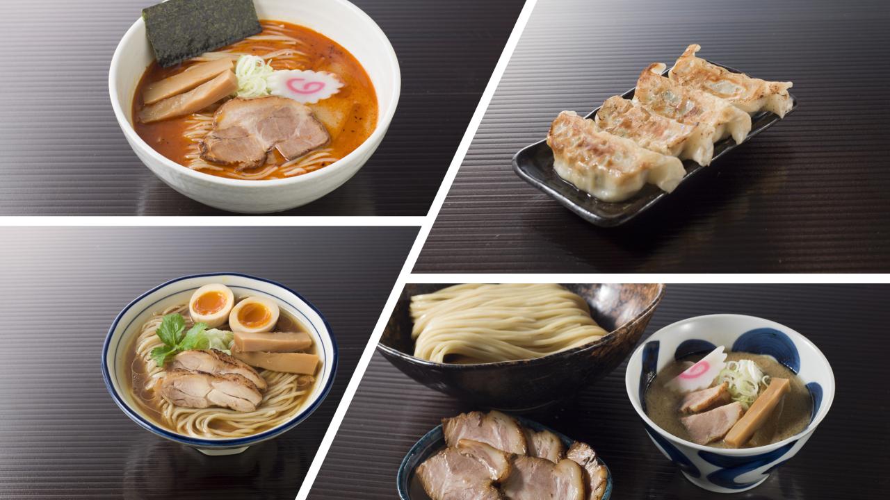 三ツ矢堂製麺 あきる野店